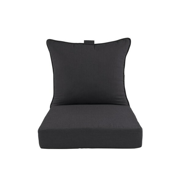 Premium Indoor/Outdoor Lounge Chair Cushion by Charlton Home