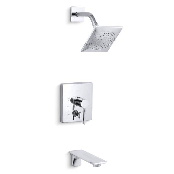 Stance Rite-Temp Bath/Shower Trim by Kohler