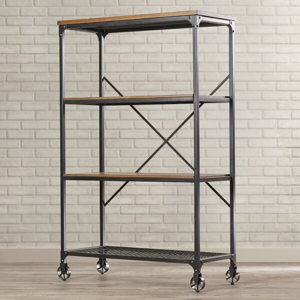 Madera Etagere Bookcase by Trent Austin Design