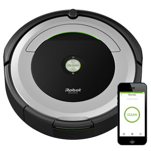 iRobot Roomba 690 Robotic Vacuum with Wi-Fi Connected Mapping by iRobot