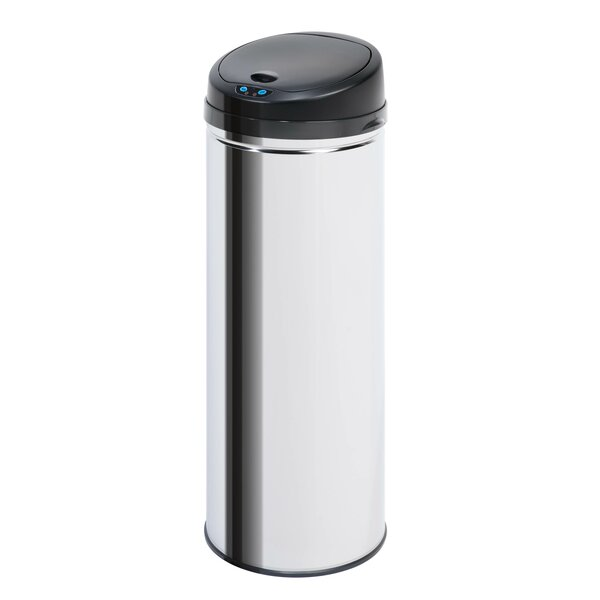 13.2 Gallon Motion Sensor Trash Can by Honey Can Do