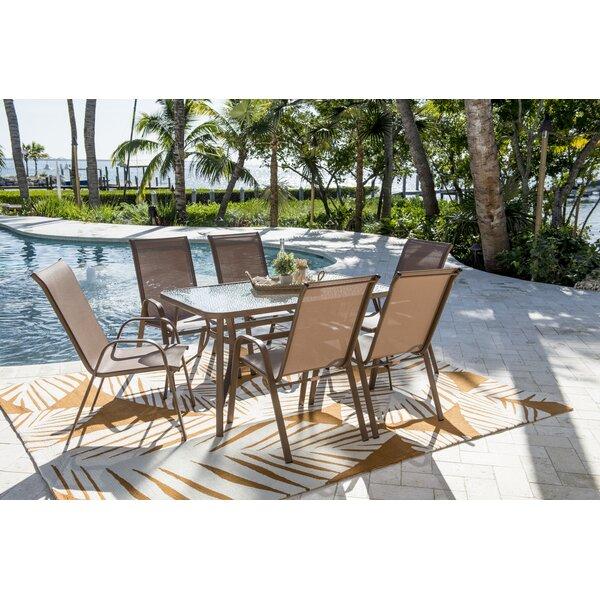 Café Dining Set by Panama Jack Outdoor