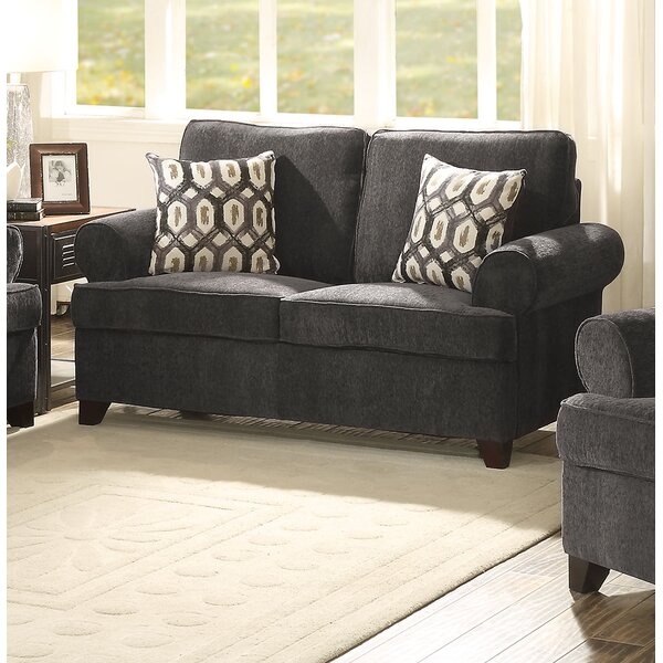 Jacquez Loveseat by Alcott Hill