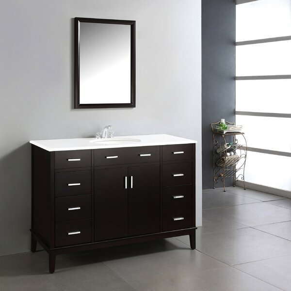 Urban Loft 48 Single Bathroom Vanity Set by Simpli Home