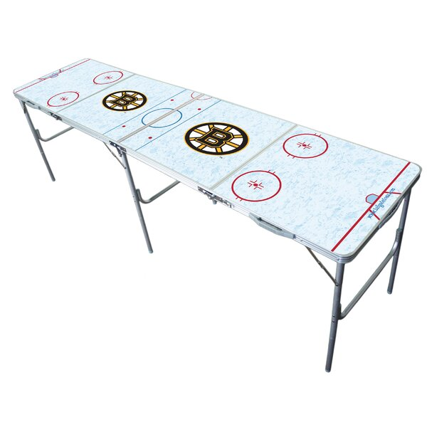 NHL 2 x 8 Tailgate Table by Tailgate Toss
