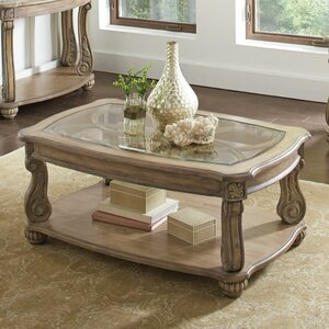 Holloway Coffee Table by Fashion Craft