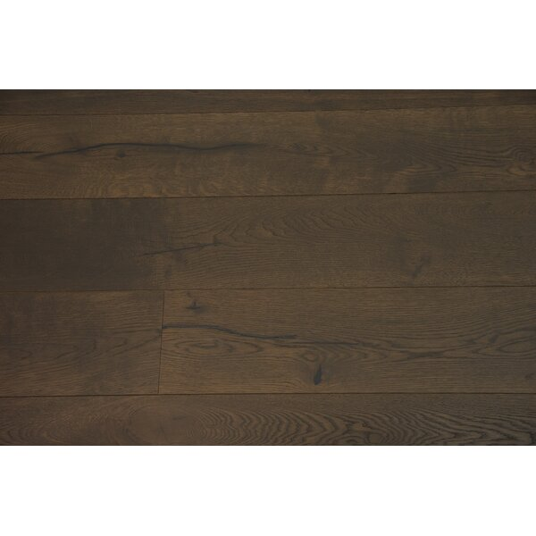Buckingham 7-1/2 Engineered Oak Hardwood Flooring in Granola by Branton Flooring Collection