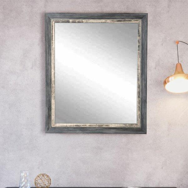 Coastal Distressed Accent Mirror