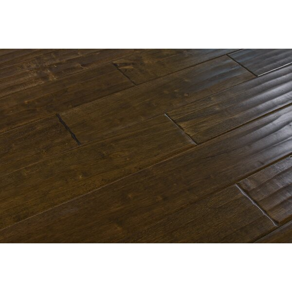 Barrington 5-1/2 Engineered Heava Hardwood Flooring in Sumatran Ruby by Albero Valley
