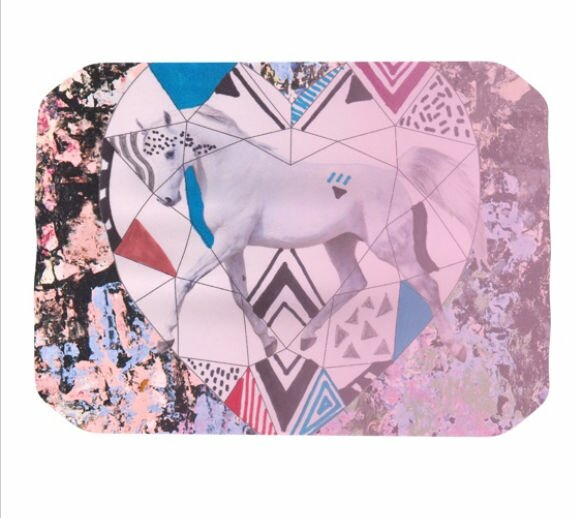 Unicorn Placemat by KESS InHouse
