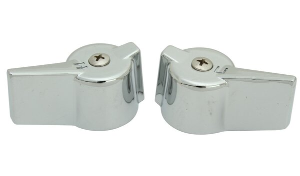 Kitchen and Bathroom Handles (Set of 2) by ProPlus