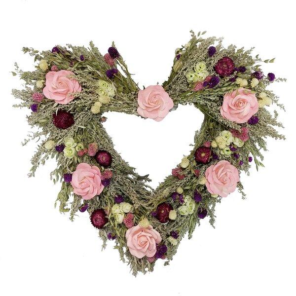 Heart 20 Wreath by Ophelia & Co.