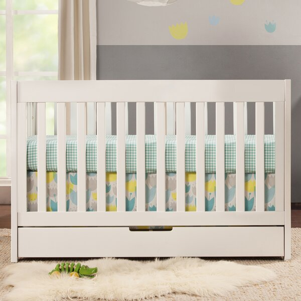 Mercer 3-in-1 Convertible Crib by babyletto