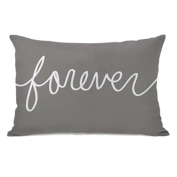 Forever Mix and Match Lumbar Pillow by One Bella C