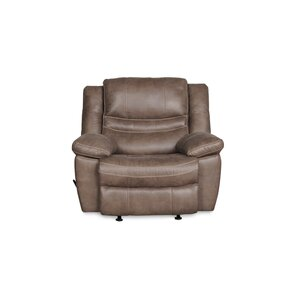 Margert Manual Glider Recliner by Darby Home Co
