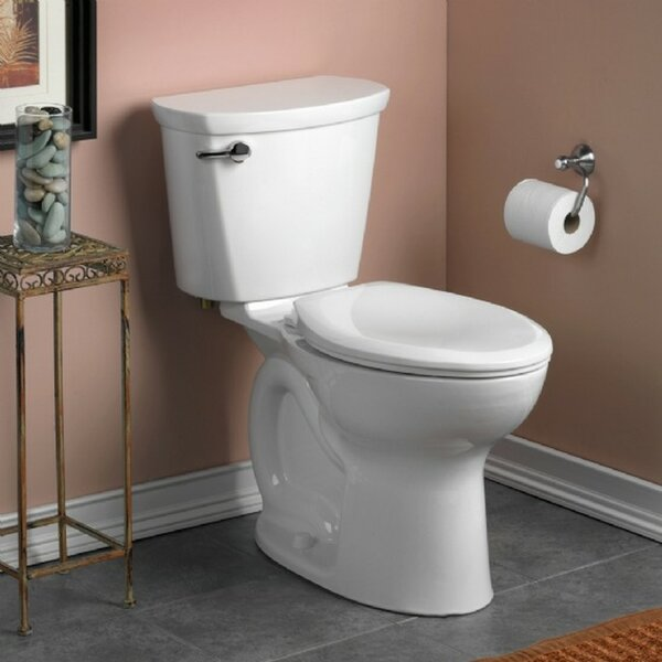 Cadet Pro 1.28 GPF Elongated Two-Piece Toilet by American Standard