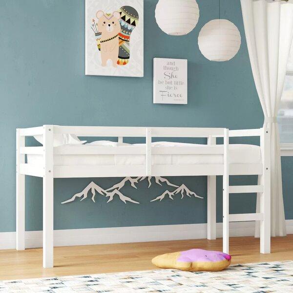 Schlemmer Junior Twin Loft Bed By Harriet Bee by Harriet Bee Best #1