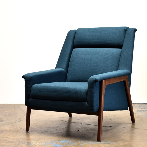 Joselyn Armchair by Corrigan Studio Corrigan Studio