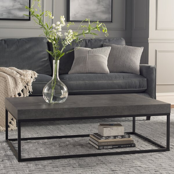 Lorsworth Coffee Table by Williston Forge
