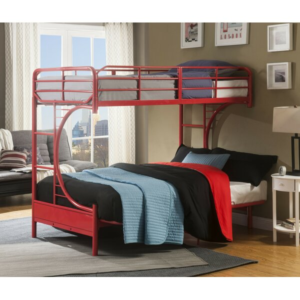 Progreso Twin over Full Futon Bunk Bed by Isabelle & Max