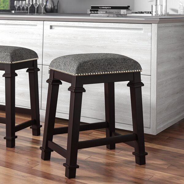 Rentchler 25 Traditional Bar Stool by Alcott Hill