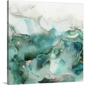 Bubbles I by PI Studio Painting Print on Canvas by Great Big Canvas