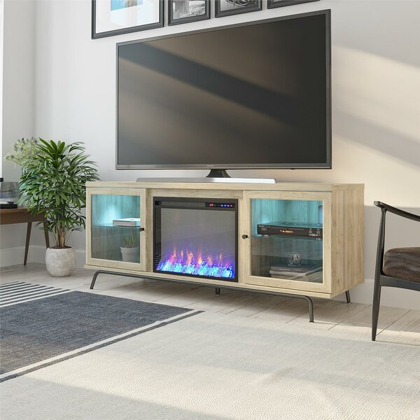 Check Price Thoma TV Stand For TVs Up To 70