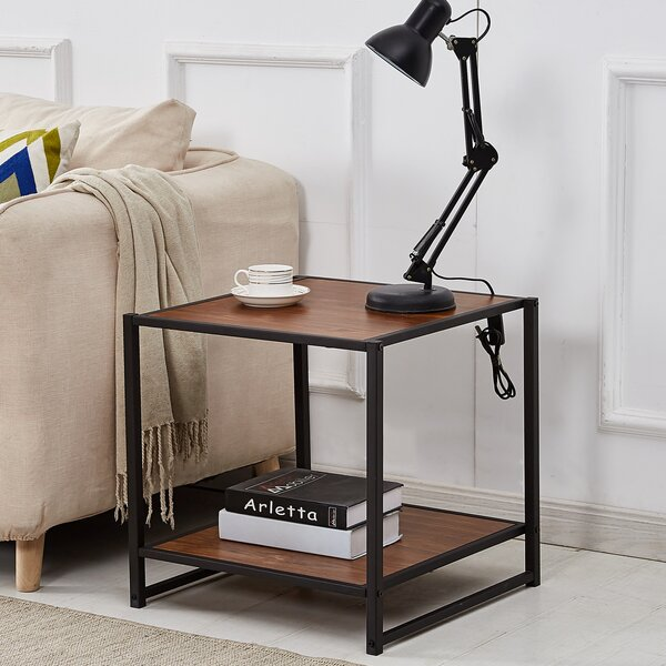Lamar End Table (Set of 2) by Williston Forge