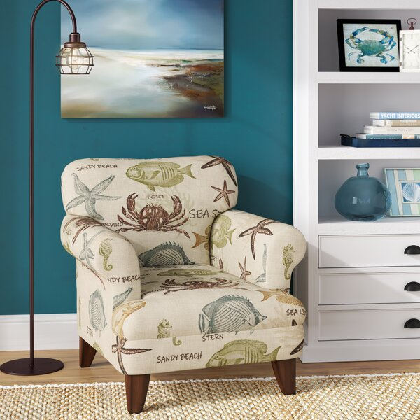 Tudor Armchair by Rosecliff Heights