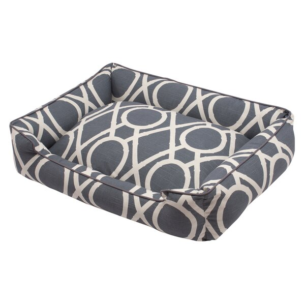 Premium Cotton Blend Lounge Bolster Bed by Jax & B