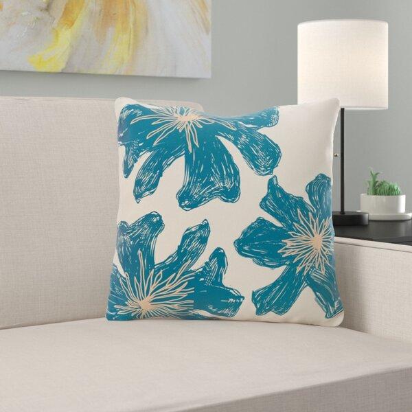 Kyd Outdoor Throw Pillow by Zipcode Design