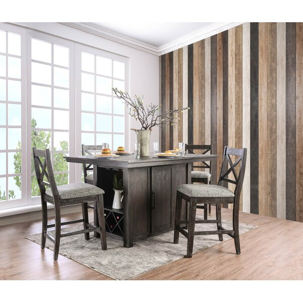 Amersham 5 Piece Dining Set by Gracie Oaks