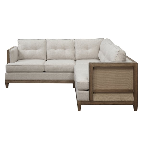 Ducote Sectional by Darby Home Co