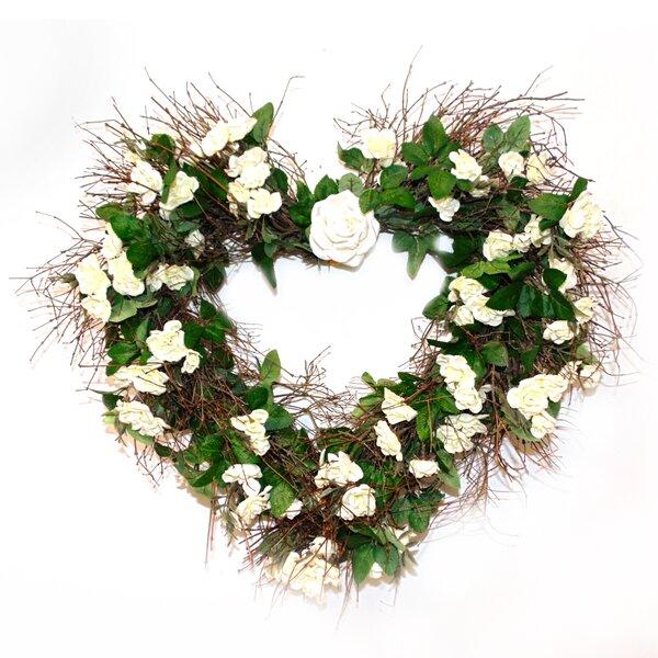 Secret Garden 20 Wreath by Dried Flowers and Wreaths LLC