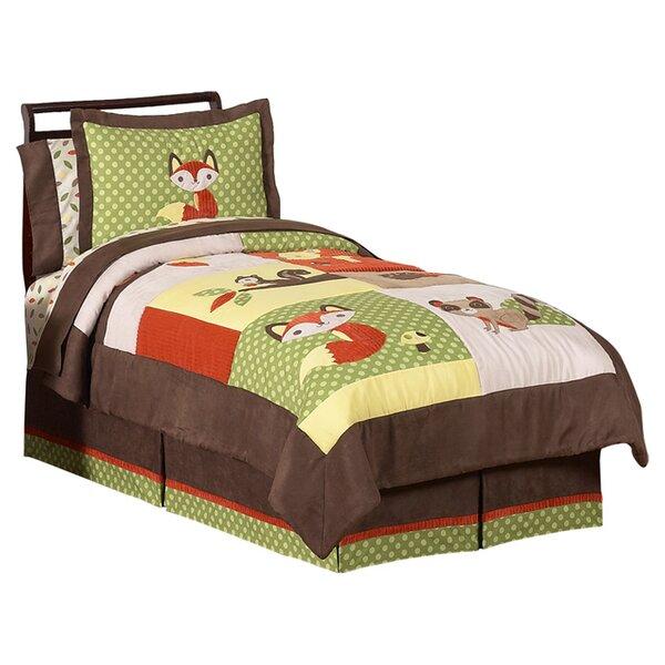 Forest Friends 3 Piece Comforter Set by Sweet Jojo Designs