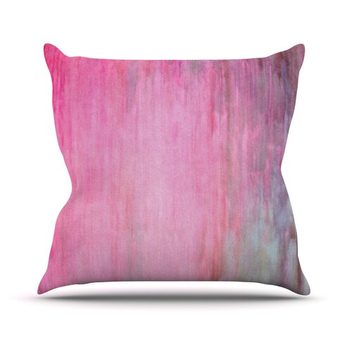 Wash Or Throw Away Pillows : Color Wash by Iris Lehnhardt Throw Pillow AllModern