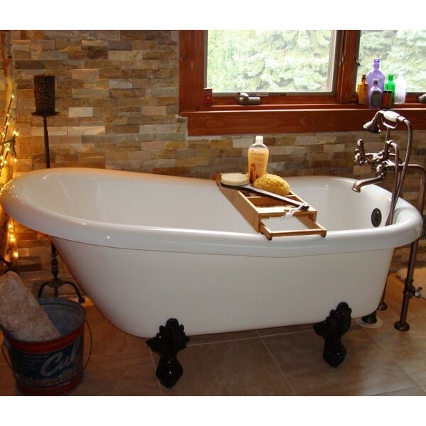 Imperial 66 x 30 Freestanding Bathtub by Restoria Bathtub Company