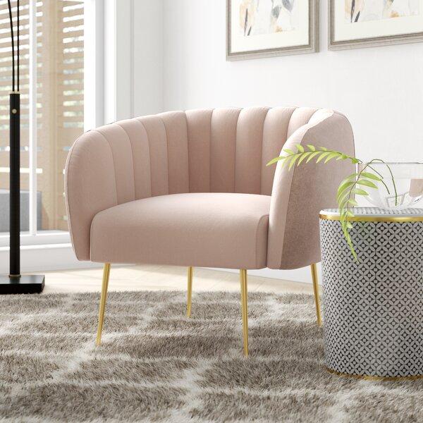 Depuy Barrel Chair by Brayden Studio