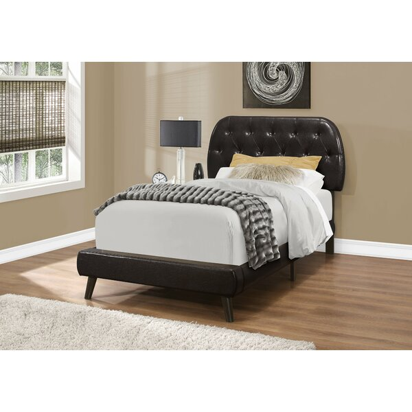 Chittening Upholstered Standard Bed by Charlton Home