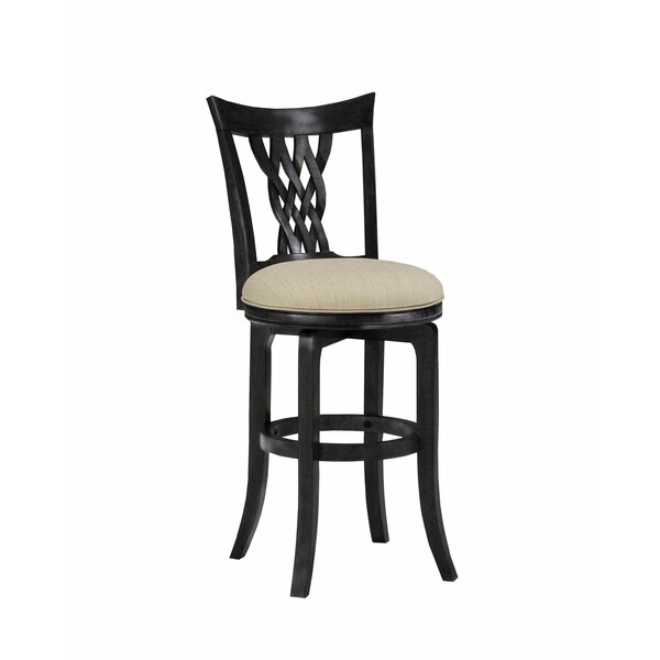 Tullis 30 Swivel Bar Stool by Darby Home Co
