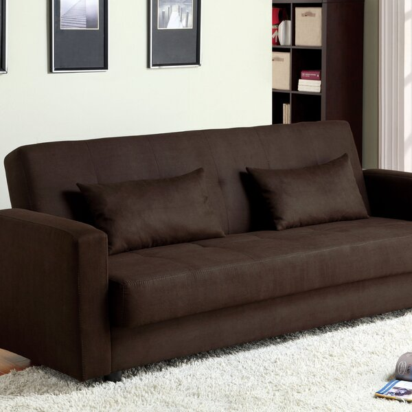 Proxi Storage Sleeper Sofa by Hokku Designs
