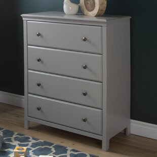 Reviews Cotton Candy 4 Drawer Chest By South Shore