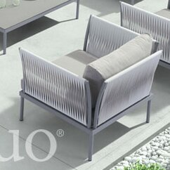 Alfaro Deep Seating Chair with Cushions by Brayden Studio