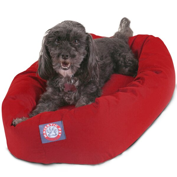 Bagel Donut Dog Bed by Majestic Pet Products