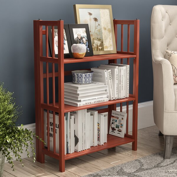 Moeller Etagere Bookcase By Andover Mills