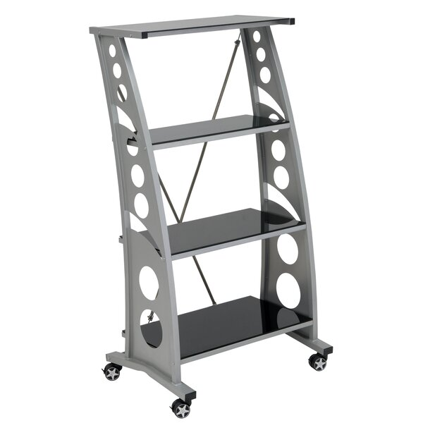 Racing Ladder Bookcase by PitStop Furniture