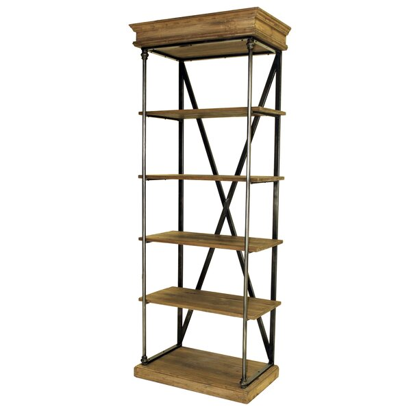 Pinehurst Etagere Bookcase by Reual James