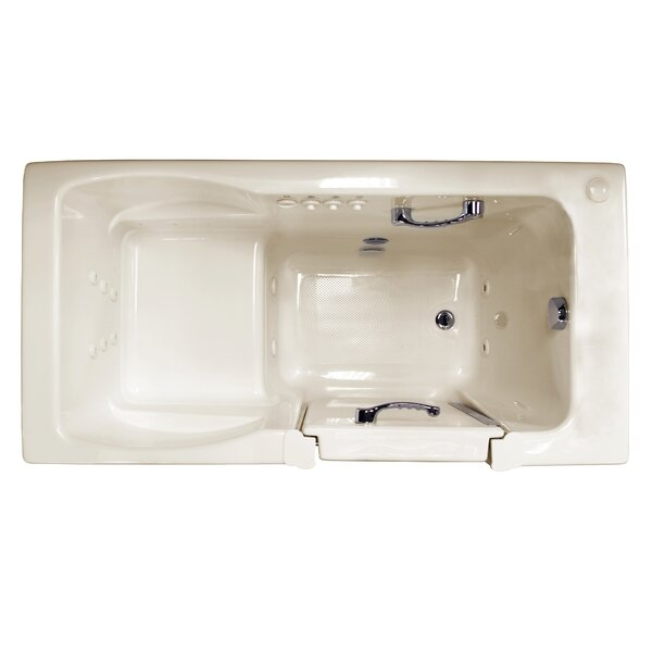 Finestra 60 x 30 Skirted Salon Bathtub by Jacuzzi®