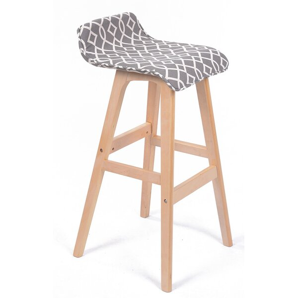 Stanton Lo Back 33 Bar Stool (Set of 4) by Vandue Corporation