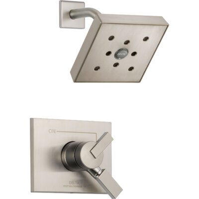 Shower Faucet Trim Handles Stainless photo